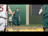 Kuroko no Basuke TV-2 / Баскетбол Куроко ТВ-2 - 11 серия (36) [Озвучка: JAM]